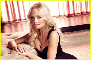 Emma Bunton: Spice Girls Rehearsals Under Way
