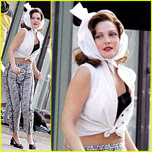 'Grey Gardens' For Drew Barrymore