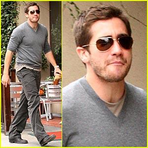 Jake Gyllenhaal: Ice, Ice Baby