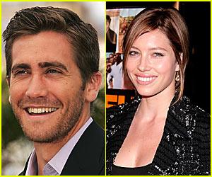 Jake Gyllenhaal Nailed Jessica Biel