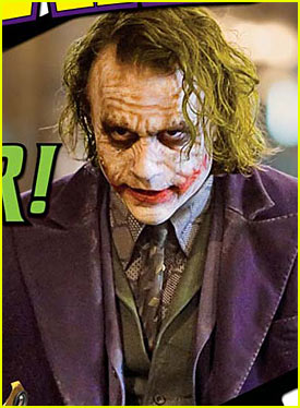 Heath Ledger Locked Himself in Hotel For a Month