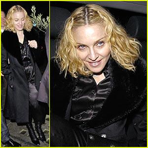 Madonna's Malawai Plea