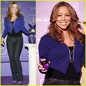 Mariah is a Macy's Maven