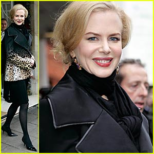 Nicole Kidman: Darth Vader with a Blond Wig