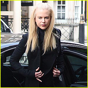 Nicole Kidman: Looking Lovely in London