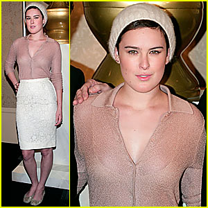 Rumer Willis is Miss Golden Globe