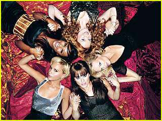 Spice Girls Calendar 2008 -- Sneak Peek!