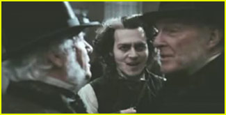 Behind-the-Scenes of 'Sweeney Todd'