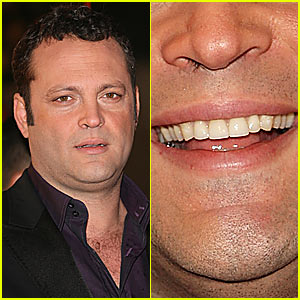 Vince Vaughn: Nose Hairs Gone Wild