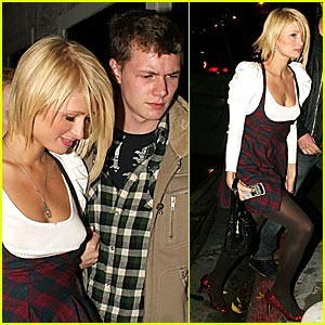Barron Hilton: Big Sister Bonding