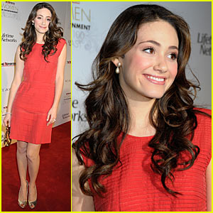 Emmy Rossum @ Women in Entertainment Breakfast