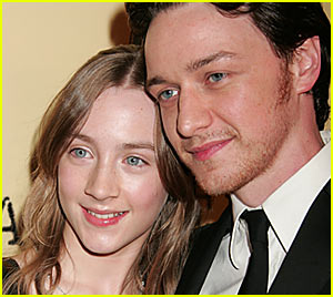 James McAvoy @ 'Atonement' Premiere
