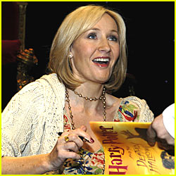 JK Rowling: Most Fascinating Person of 2007