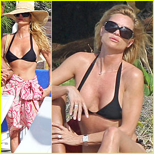 Nicollette Sheridan stars in Desperate Grandmothers