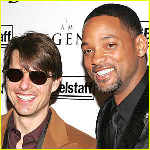 Tom Cruise and Will Smith are Legends