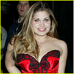 Topanga Arrested!