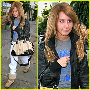 Ashley Tisdale to Film at Auckland Manor