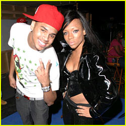 Chris Brown & Lil Mama -