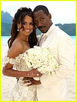 Eddie Murphy's Wedding Pictures