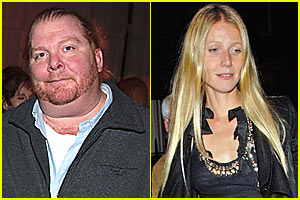 Gwyneth Has Gastrointestinal Problems
