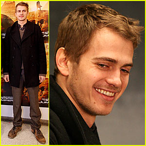 Hayden Christensen Talks 'Jumper' @ MIT