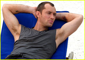Jude Law is a Beach Boy
