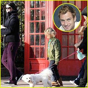 Jude Law's Kids Live the Sweet Life