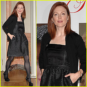 Julianne Moore Has Savage Grace