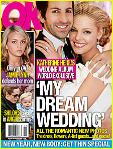Katherine Heigl's Wedding Interview