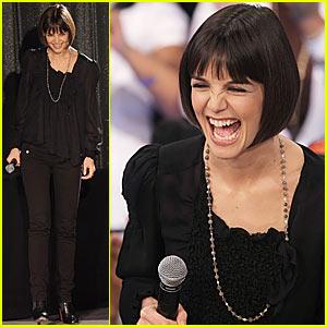 Katie Holmes' Laugh Riot