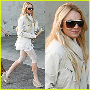 Lindsay Lohan's New Casting Call