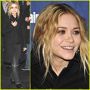 Mary-Kate Olsen Does the Sun Dance