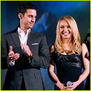 Hayden & Milo: HOLDING HANDS!