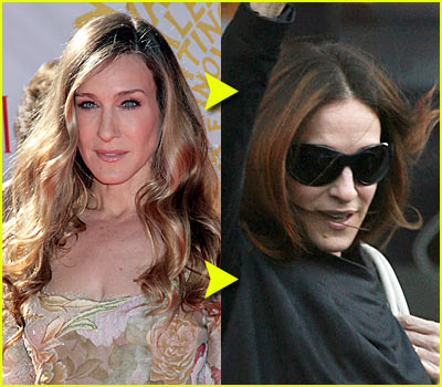 Sarah Jessica Parker Has a New Hairdo