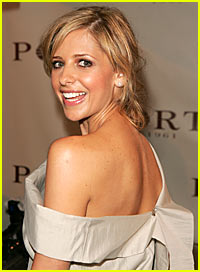 Sarah Michelle Gellar Has Superficial Dreams