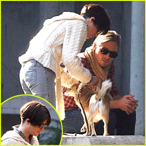 Selma Blair's Pet Pooches