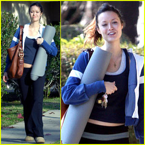 Stalking Summer Glau