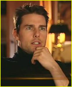 Tom Cruise Scientology Video Outbreak