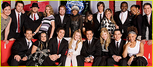 American Idol 7: Top 10 Guys