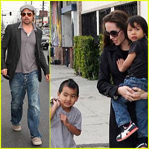 Brad & Angelina's Panaderia