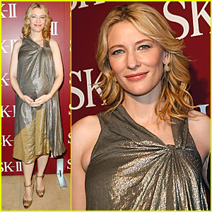 Cate Blanchett's Lovely Luncheon for SK-II