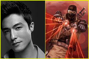 Daniel Henney is Agent Zero in 'Wolverine'