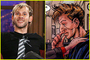 Dominic Monaghan is Beak, aka Blackwing