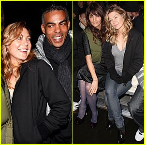 Ellen Pompeo is Pleasant @ Y-3