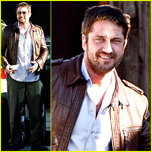 Gerard Butler: That's th