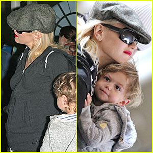 Gwen Stefani: Baby on Board