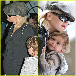 Gwen Stefani: Baby on Board