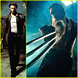 Wolverine The Movie: First Look!