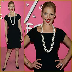 Katherine Heigl Stars in '27 Robes'