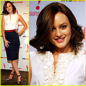 Life Can't Wait For Leighton Meester